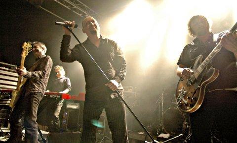 KONSERT: Raga Rockers skal spille på EnergiMølla lørdag kveld.
