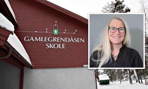 Gamlegrendåsen skole FOTO:MARIANNE STØFRINGSHAUG