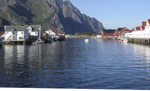 Med i artikkelen: Henningsvær Bryggehotell Foto: Hugo Johansen