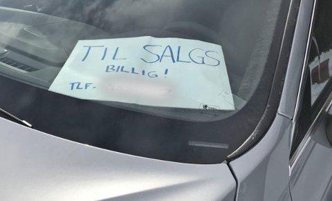 """Å kjøpe en bruktbil """"som den står"""" fritar ikke selger for alt ansvar."""
