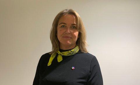 Distriktssjef i Kreftforeningen, Berit Jevnaker.