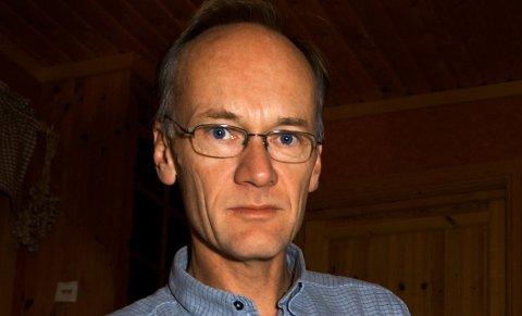 PÅ VIPPEN: Kjetil Weyde og KrF.