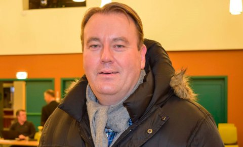 NY JOBB: Ola Snoen Tverå Løvstad er ansatt som ny leder av tildelingsenheten innen helse og omsorg i Østre Toten.