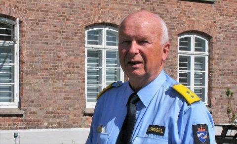 TIDLIGERE LØSLATELSE: – Besøksforbud og tidligere løslatelse er to av smittevernstiltakene ved Gjøvik fengsel, opplyser avdelingsleder Hans Grøndahl.
