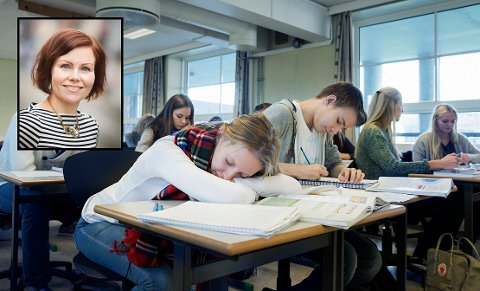TILBUD: – Å tilby ungdommer som har andre drømmer enn bare å bestå, en fordypning i fransk, tysk eller spansk, det er det visst ikke penger til, skriver Sanna Sarromaa.