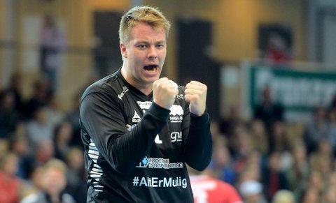 KLUBBSKIFTE: Håvard Åsheim er klar for tysk håndball.
