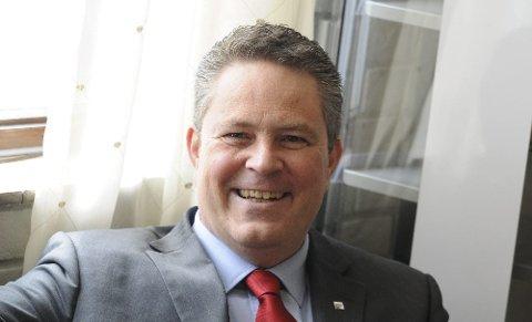 Christer Lampi Sørensen ble valgt som ny leder i Visit Telemark under generalforsamlingen på Hotell Vic onsdag.