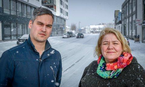Peter Eide Walseth, Elin Dahlseng Eide og Rana Ap mener den planlagte flyplassen i Mo i Rana «vil stå i fare» hvis Senterpartiet vinner valget.