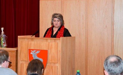 AP-POLITIKER: Anita Ihle Steen, ordfører for Ap i Ringsaker.