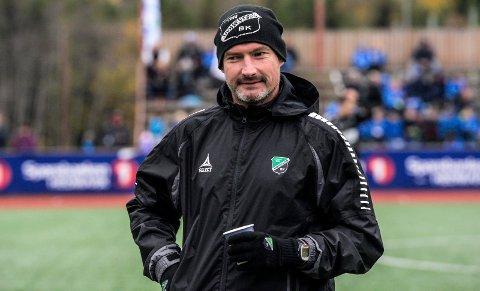 Kritisk: Frode Lafton er svært kritisk til forslaget om å redusere idrettslinjetilbudet i Buskerud med 70 prosent. - Uforståelig, sier HBK-treneren.