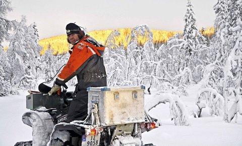 BLIR ALDRI GLEMT: Svein Gulbrandsen omkom for syv år siden. Nå får han en vei oppkalt etter seg på Ringkollen. Arkivfoto