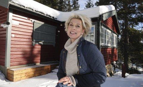 Markeds- og bedriftsutvikler Karianne Borchgrevink ser store muligheter for Valdres gjennom lokal tjenesteyting og service overfor de mange hytteeierne i Valdres.