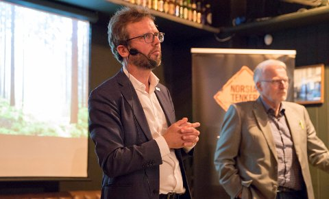 SLUTT: - Godt kvalifiserte vestlendinger ser mot Ringerike og vil komme hvis jobbene er på plass. Det haster, alle vil ha dem til sin region, sier Bernt Sverre Mehammer.