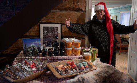 Konservatoren ønsker velkommen til Ringerikes Museums julemarked!