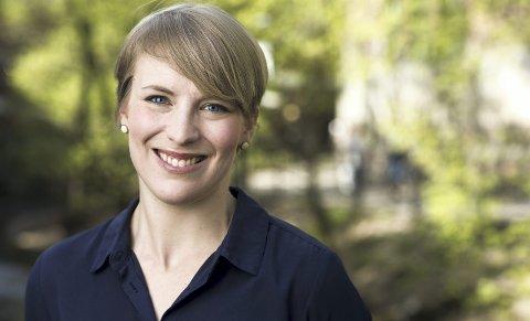 Stortinget:Stortingsrepresentant Kari Elisabeth Kaski