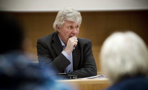 Fikk halve Forslaget: Rådmann i Skedsmo kommune, Torstein Leiro, fikk 6,8 prosent i lønnsøkning, ikke 12,2 % som ordføreren foreslo.Foto: Lisbeth Andresen
