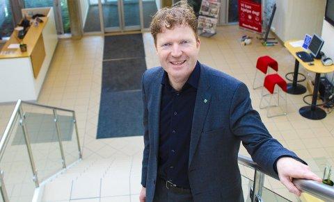 KRITISK: Stortingskandidat Sigbjørn Gjelsvik (Sp).
