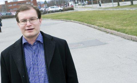 – KREVER POLITISK BEHANDLING: Politiker Boye Bjerkholt (V).