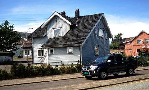 Moskeen i Håkons gate 2.