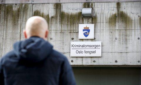 Får ikke støtte: Stortinget går imot regjeringens forslag om å omorganisere kriminalomsorgen. Foto: Gorm Kallestad, NTB scanpix