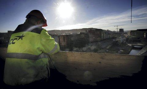 Ansatte i små og mellomstore bedrifter i bygg- og anleggsbransjen får nå beskjed om at de ikke vil bli avskiltet.