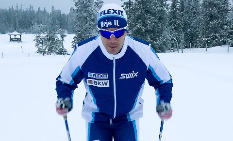SYKDOMPLAGET: Ola Vigen Hattestad har slitt med sykdom i høst og kan fortsatt ikke trene for fullt. Det betyr trolig at OL i februar går uten tittelforsvareren i sprint fra 2014.