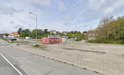 Kommunen mener denne tomten er ideell for et kultursenter.