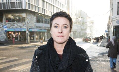 BEKYMRINGER: Bruken av sosiale medier og rus blant ungdom i Skien, er det som har bekymret SLT-koordinator Frøydis Straume mest de siste årene.