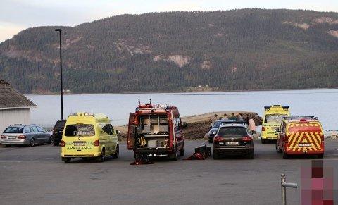 21-ÅRING OMKOM: Dødsulykken skjedde på Fyresvatn søndag 15. juli 2018 klokken 02.15.