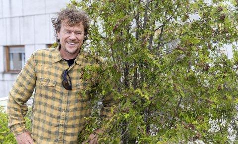 MONSEN: Lars Monsen vet å ta seg betalt. 7. oktober dukker han opp i Fyresdal for å holde to foredrag.