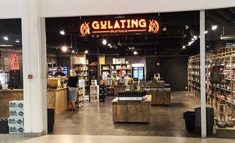 Skien Ølutsalg AS driver Gulating-butikken i Skien.