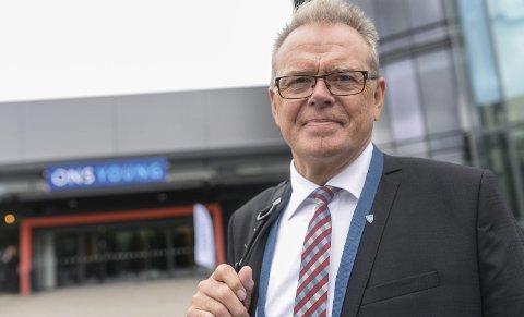 Fylkesordfører Jon Aasen (Ap).