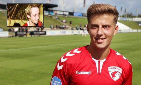 Henrik Jensen (innfelt) har gått god for Agon Mucolli. Han har stor tro på at dansken vil bli en hit i KBK.