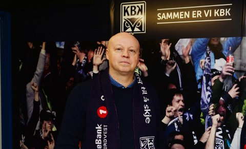 Daglig leder Kjetil Thorsen sier at en eventuell norsk boikott av fotball-VM neste år ikke har vært diskutert i KBK.