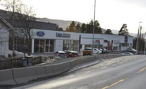 Bilsalg i endring: Toyota er det mest populære personbilmerket i Valdres i øyeblikket. Hovli Auto (Toyota) og Hovrud Auto (Ford) har så langt i år solgt 20 biler.