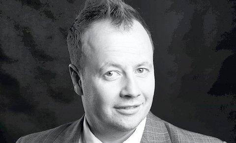 BREAK EVEN: Styreleder og eier i Elx Energy Norge AS, Glenn Nøstdahl, tror på regnskapsresultat i balanse i år, etter at selskapet har foretatt en del endringer i sitt forretningskonsept.