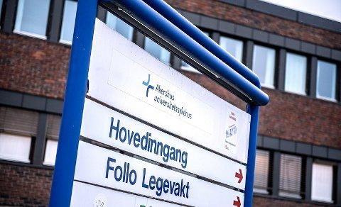 Trafikk: Det er gjerne stor pågang av pasienter hit til legevakta i SKi i romjula.