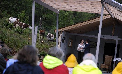 SETEROPERA: Operasetra søstu Eievangen i Svarthammerlia