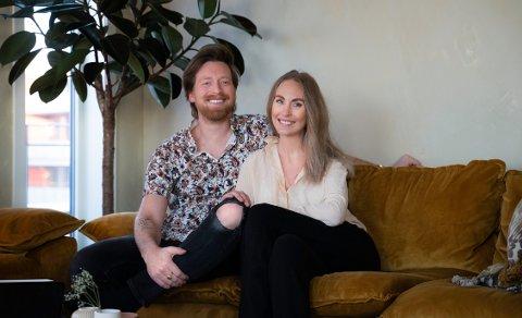 Elin og Michael flytter fra Oslo til Fredrikstad. Elin er opprinnelig fra Kråkerøy selv. – Vi forelsket oss helt i arkitekturen og sjarmen, forteller de.