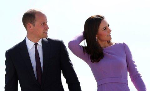 Til Norge: Hertuginne Kate og prins William kommer på offisielt besøk til Norge tidlig neste år, melder både det britiske og det norske kongehuset tirsdag.