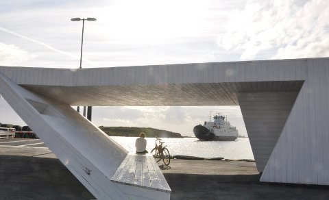 Kvitsøy kommune vil ha 12 daglige ferjeavganger. I dag er det ti daglige avganger på ferjesambandet Mekjarvik-Kvitsøy.