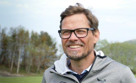 Gleder seg: Morten Robberstad i Raft Trening ser fram til å åpne treningssenteret igjen.