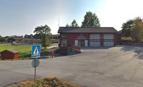 Rennesøy brannstasjon