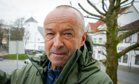 Skeptisk: Olav Nybø (Venstre) ytret i hovedutvalget for oppvekst og levekår denne uken skepsis for lang reisevei for Randabergs innbyggere til Sandnes Legevakt.