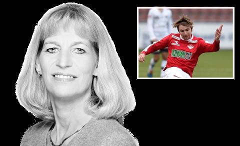Elisabeth Gjølme, fungerende kommunikasjonsdirektør i Posten, forteller om Kim Andre Nielsens lange yrkesliv i Posten.