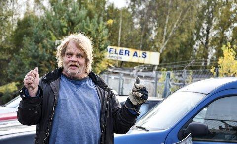 FORNØYD: GBLs Leif Arne Rolfstad er godt tilfreds med avgjørelsen i Borgarting lagmannsrett.
