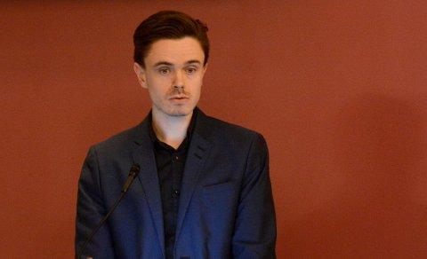Kulturpolitikeren Herman Ekle Lund meldte seg meldte seg ut av MDG tidligere i sommer. Nå har han meldt seg inn i Venstre.