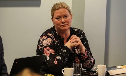 FORESLÅTT ORDFØRARKANDIDAT: Nominasjonskomiteen innstiller på Silja Ekeland Bjørkly som fylkesordførarkandidat, melder Vestland Høgre.