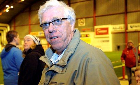 HELT GREIT: For Svein Høiden er det helt greit å være ute av bystyret – etter over 30 år som representant i Rolvsøy og Fredrikstad. Arkivfoto: Trond Thorvaldsen