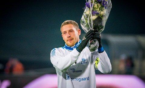 LEGENDE: Ole Heieren Hansen er 08s største spiller gjennom klubbens ni år lange historie. Foto: Thomas Andersen